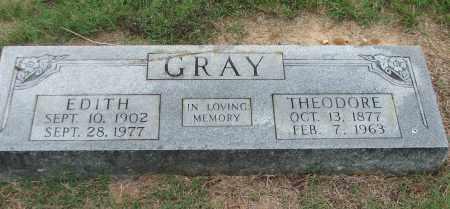 GRAY, MARION THEODORE - Lawrence County, Arkansas | MARION THEODORE GRAY - Arkansas Gravestone Photos
