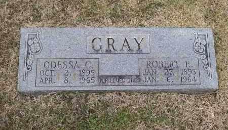 JUSTUS GRAY, ODESSA COLADA - Lawrence County, Arkansas | ODESSA COLADA JUSTUS GRAY - Arkansas Gravestone Photos