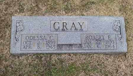 GRAY, ODESSA COLADA - Lawrence County, Arkansas | ODESSA COLADA GRAY - Arkansas Gravestone Photos