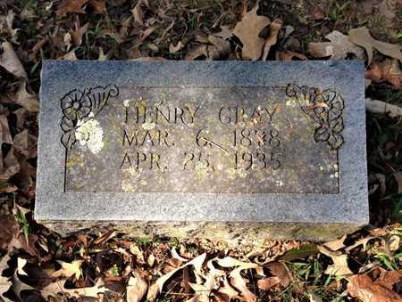 GRAY, WILLIAM HENRY - Lawrence County, Arkansas   WILLIAM HENRY GRAY - Arkansas Gravestone Photos
