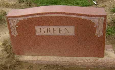 GREEN FAMILY, STONE - Lawrence County, Arkansas | STONE GREEN FAMILY - Arkansas Gravestone Photos