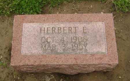 GREEN, HERBERT E. - Lawrence County, Arkansas | HERBERT E. GREEN - Arkansas Gravestone Photos
