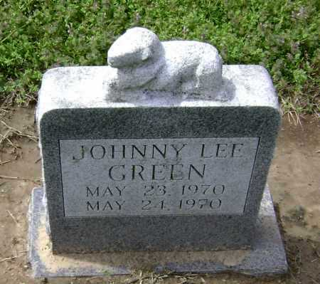 GREEN, JOHNNY LEE - Lawrence County, Arkansas | JOHNNY LEE GREEN - Arkansas Gravestone Photos