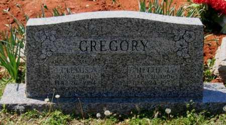GREGORY, HETTIE L. - Lawrence County, Arkansas | HETTIE L. GREGORY - Arkansas Gravestone Photos