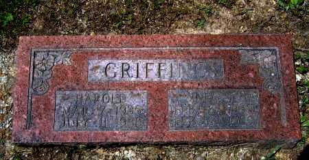 GRIFFING, INFANT - Lawrence County, Arkansas | INFANT GRIFFING - Arkansas Gravestone Photos