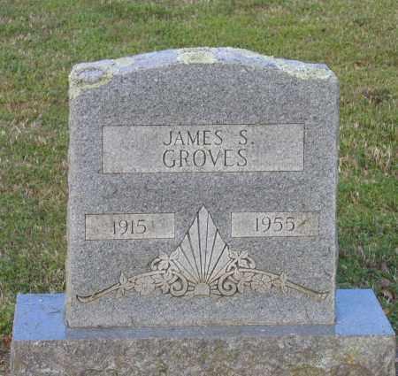 GROVES, JAMES S. - Lawrence County, Arkansas | JAMES S. GROVES - Arkansas Gravestone Photos