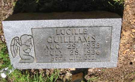 GUILLIAMS, LUCILLE - Lawrence County, Arkansas | LUCILLE GUILLIAMS - Arkansas Gravestone Photos