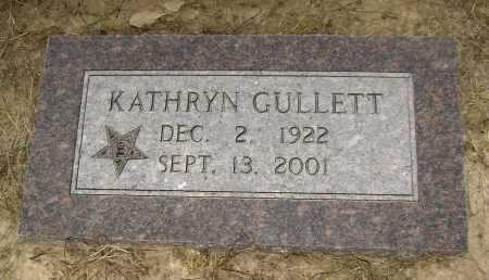 PHILLIPS GULLETT, KATHRYN SUSAN - Lawrence County, Arkansas   KATHRYN SUSAN PHILLIPS GULLETT - Arkansas Gravestone Photos