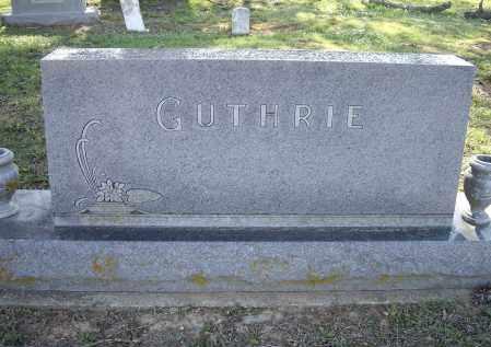 GUTHRIE FAMILY STONE,  - Lawrence County, Arkansas |  GUTHRIE FAMILY STONE - Arkansas Gravestone Photos