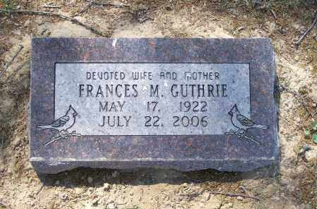 MILICICH GUTHRIE, FRANCES - Lawrence County, Arkansas | FRANCES MILICICH GUTHRIE - Arkansas Gravestone Photos