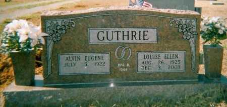 DAILEY GUTHRIE, LOUISE ELLEN - Lawrence County, Arkansas | LOUISE ELLEN DAILEY GUTHRIE - Arkansas Gravestone Photos