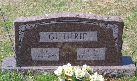 ATTIE GUTHRIE, LAURA - Lawrence County, Arkansas | LAURA ATTIE GUTHRIE - Arkansas Gravestone Photos