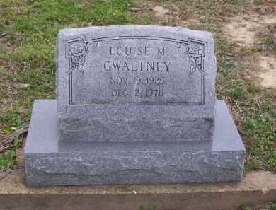 DAVIS GWALTNEY, LOUISE M. - Lawrence County, Arkansas | LOUISE M. DAVIS GWALTNEY - Arkansas Gravestone Photos