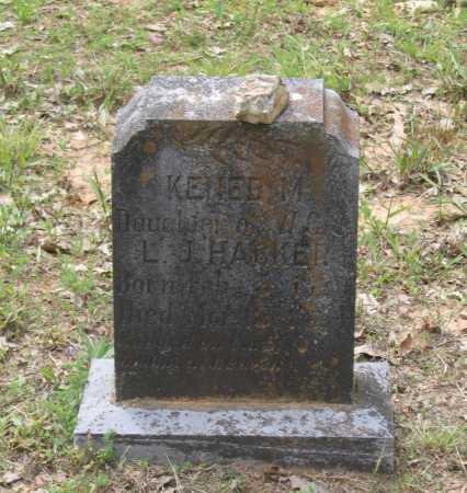 HACKER, KENED MABLE - Lawrence County, Arkansas | KENED MABLE HACKER - Arkansas Gravestone Photos