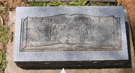 HACKWORTH, CHARLES LEHMAN - Lawrence County, Arkansas | CHARLES LEHMAN HACKWORTH - Arkansas Gravestone Photos