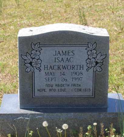 HACKWORTH, JAMES ISAAC - Lawrence County, Arkansas   JAMES ISAAC HACKWORTH - Arkansas Gravestone Photos