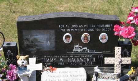 "HACKWORTH, JAMES WARREN ""JIMMY"" - Lawrence County, Arkansas 