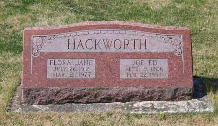 HACKWORTH, FLORA JANE - Lawrence County, Arkansas   FLORA JANE HACKWORTH - Arkansas Gravestone Photos