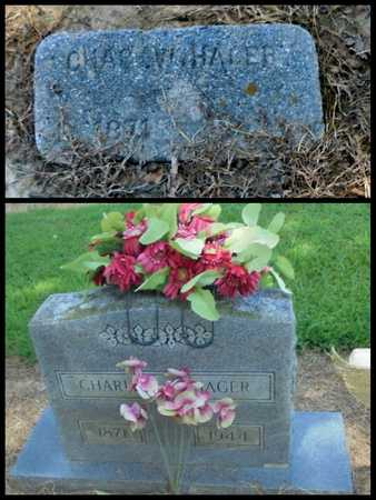 HAGER, CHARLES WESLEY - Lawrence County, Arkansas   CHARLES WESLEY HAGER - Arkansas Gravestone Photos