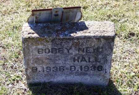 HALL, BOBBY NEIL - Lawrence County, Arkansas | BOBBY NEIL HALL - Arkansas Gravestone Photos