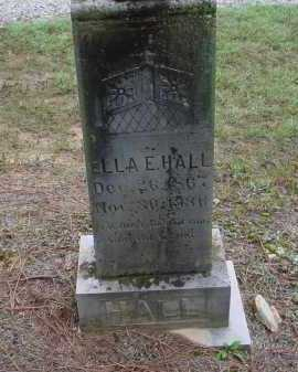 HALL, ELLA E. - Lawrence County, Arkansas | ELLA E. HALL - Arkansas Gravestone Photos