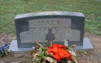 KING HALL, RUTH NANCY - Lawrence County, Arkansas | RUTH NANCY KING HALL - Arkansas Gravestone Photos