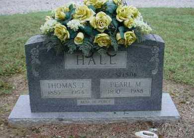 "HALL, JR., THOMAS J. ""TOM J."" - Lawrence County, Arkansas | THOMAS J. ""TOM J."" HALL, JR. - Arkansas Gravestone Photos"