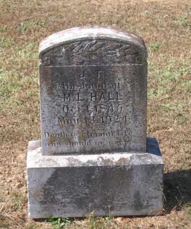 "HALL (VETERAN CSA), JAMES T. ""J. T."" - Lawrence County, Arkansas | JAMES T. ""J. T."" HALL (VETERAN CSA) - Arkansas Gravestone Photos"