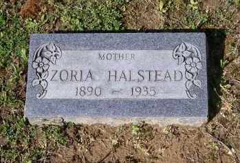 "GOODMAN HALSTEAD, KESORIA ""ZORIA"" - Lawrence County, Arkansas 