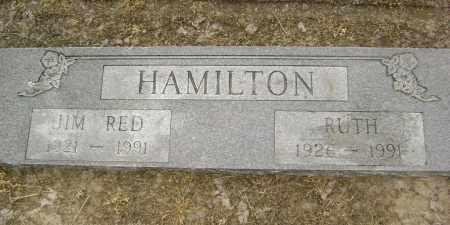 HAMILTON, RUTH - Lawrence County, Arkansas   RUTH HAMILTON - Arkansas Gravestone Photos