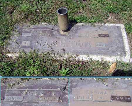 HAMILTON, OTIS E. - Lawrence County, Arkansas   OTIS E. HAMILTON - Arkansas Gravestone Photos