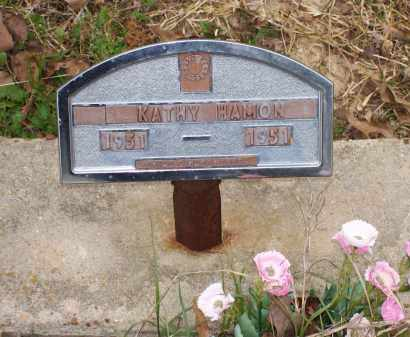 HAMON, KATHY - Lawrence County, Arkansas | KATHY HAMON - Arkansas Gravestone Photos