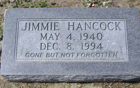 "HANCOCK, JAMES RANDALL ""JIMMIE"" - Lawrence County, Arkansas   JAMES RANDALL ""JIMMIE"" HANCOCK - Arkansas Gravestone Photos"