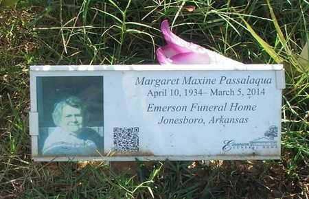 HANKINS, MARGARET MAXINE - Lawrence County, Arkansas | MARGARET MAXINE HANKINS - Arkansas Gravestone Photos