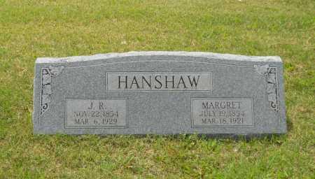 HANSHAW, MARGARET J. - Lawrence County, Arkansas   MARGARET J. HANSHAW - Arkansas Gravestone Photos