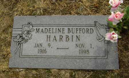BUFFORD HARBIN, MADELINE - Lawrence County, Arkansas | MADELINE BUFFORD HARBIN - Arkansas Gravestone Photos