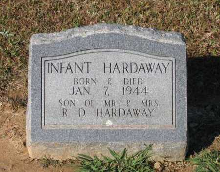 HARDAWAY, INFANT SON - Lawrence County, Arkansas | INFANT SON HARDAWAY - Arkansas Gravestone Photos