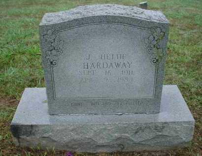 HARDAWAY, JAMES HETTIE - Lawrence County, Arkansas   JAMES HETTIE HARDAWAY - Arkansas Gravestone Photos
