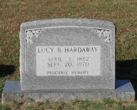 HARDAWAY, LUCY BELLE - Lawrence County, Arkansas   LUCY BELLE HARDAWAY - Arkansas Gravestone Photos