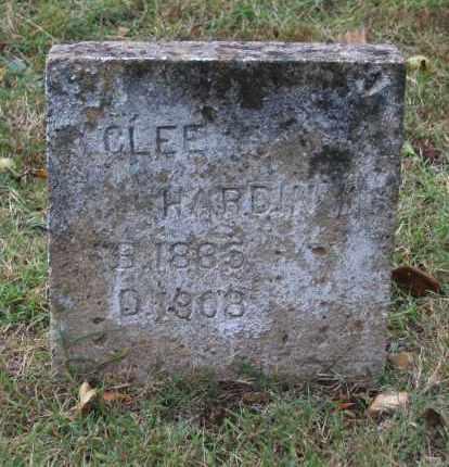 "HARDIN, CLUNITHRA ""CLEE"" - Lawrence County, Arkansas   CLUNITHRA ""CLEE"" HARDIN - Arkansas Gravestone Photos"