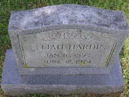 HARDIN, ELIJAH - Lawrence County, Arkansas | ELIJAH HARDIN - Arkansas Gravestone Photos