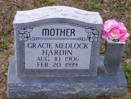 "HARDIN, GRACE FRANCES ""GRACIE"" - Lawrence County, Arkansas | GRACE FRANCES ""GRACIE"" HARDIN - Arkansas Gravestone Photos"