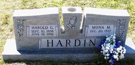 HARDIN, SR., HAROLD GLENN - Lawrence County, Arkansas   HAROLD GLENN HARDIN, SR. - Arkansas Gravestone Photos