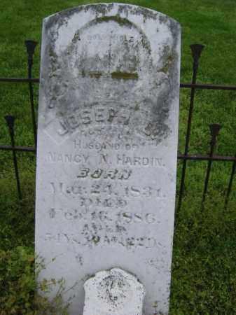 HARDIN, JOSEPH D. - Lawrence County, Arkansas   JOSEPH D. HARDIN - Arkansas Gravestone Photos