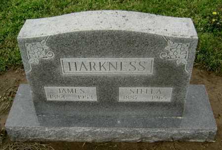 HARKNESS, JAMES - Lawrence County, Arkansas | JAMES HARKNESS - Arkansas Gravestone Photos