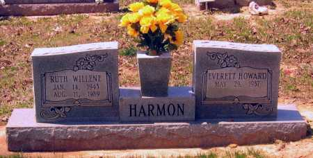 PICKNEY HARMON, RUTH WILLENE - Lawrence County, Arkansas | RUTH WILLENE PICKNEY HARMON - Arkansas Gravestone Photos