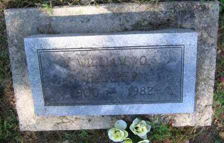 HARPER, WILLIAM OTIS - Lawrence County, Arkansas   WILLIAM OTIS HARPER - Arkansas Gravestone Photos