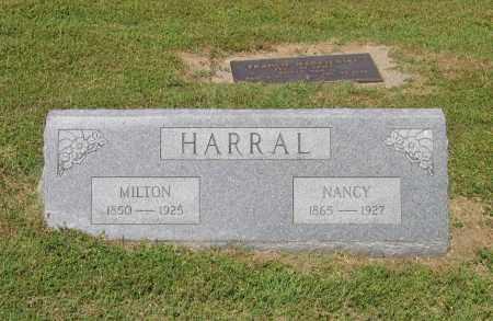 HARRAL, MILTON - Lawrence County, Arkansas | MILTON HARRAL - Arkansas Gravestone Photos