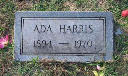 CAMPBELL HARRIS, ADA - Lawrence County, Arkansas | ADA CAMPBELL HARRIS - Arkansas Gravestone Photos