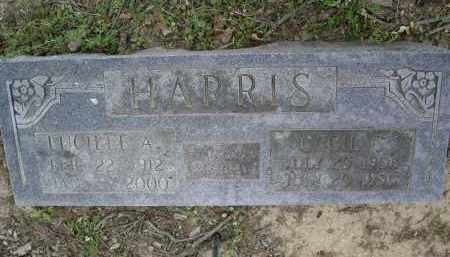 HARRIS, CECIL C. - Lawrence County, Arkansas | CECIL C. HARRIS - Arkansas Gravestone Photos